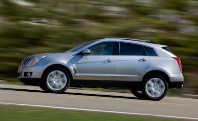 2010 Cadillac SRX 3.0 V6 AWD